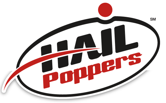 Hail Poppers - The Leader in Paintless Dent Repair